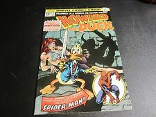 HOWARD THE DUCK #1   ORIGINAL SERIES AWESOME COMIC!!!!!!!