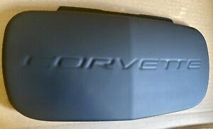 PRIMERED C5 97-04 PLASTIC Corvette Front Cover/Filler/license plate