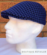Kangol Houndstooth 507 Tropic Ivy Cap K1327CO Summer Driving Hat Style