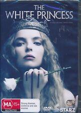 The White Princess DVD NEW Region 4 Jodie Comer Rebecca Benson