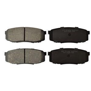 Premium Ceramic Disc Brake Pad REAR Fits Toyota Tundra Sequoia LX570 KFE1304