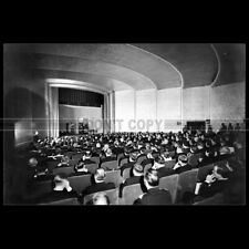 Photo B.002417 SS NORMANDIE CGT FRENCH LINE (THEATRE) PAQUEBOT OCEAN LINER