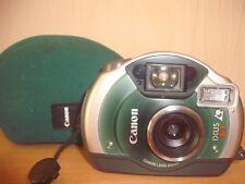 Canon IXUS X-1 Cuarzo Fecha ~ ~ Cámara de película APS panorama bajo el agua Lente 23 mm (7D12)