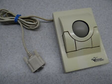 Mouse Systems TB-305 3 button trackball computer tracking vintage control