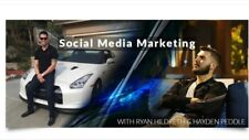 Social Media Marketing Mastery Course Get Business To Pay You $997-$5000 A Month