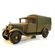 SOLIDO-Camion militaire bâché Français Citroën C4, 1930-1940