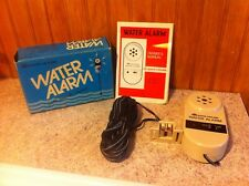 Vintage Safe House Water Alarm 49-440 - Brand New