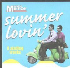 PROMO CD Summer Lovin' ,  8 tracks     SUNDAY MIRROR