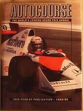 Autocourse GRAND PRIX F1 SPORT MOTORISTICI RALLY LIBRO annuale 1989 - 90