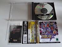 Super Robot Wars F w/spine Sega Saturn Japan