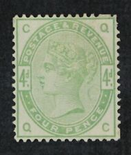 CKStamps: Great Britain Stamps Collection Scott#103 Unused NG