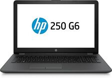 "HP 250 G6 15.6"" Laptop - Core i3 2GHz CPU, 4GB RAM, 500GB HDD, Windows 10"