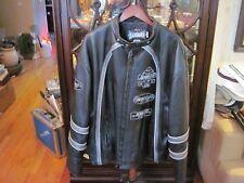 Schott Leather Jacket-87th Anniversary Cafe Daytona 550 1913. Size 6XL
