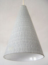 PEILL & PUTZLER Lampe PENDELLEUCHTE Deckenlampe HÄNGELAMPE Gangkofner ÄRA 1950er