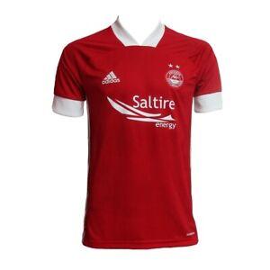 Aberdeen F.C Home Shirt 20/21 Size Medium New & Sealed