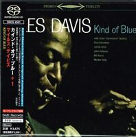 "Miles Davis ""Kind Of Blue"" Japan LTD Digipak SACD DSD Mastering w/OBI"