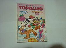 TOPOLINO  n 1775 ('89) FIGURINE PLASTIFICATE ADESIVE ALL'INTERNO