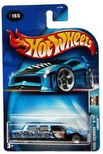2003 Hot Wheels #165 Work Crewsers Limozeen 0714 card