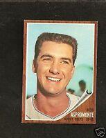 1962 Topps # 248 Bob Aspromonte NM