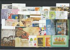 Slowenien Slovenia Slovenie 2003 MNH year set, charity, all stamps, postfrisch