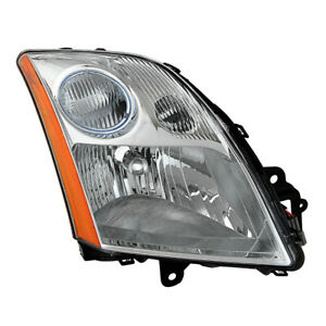 Fit Nissan 07-09 Sentra 2.0L 2.5L Replacement Headlight Passenger / Right Side