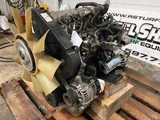 Peugeot 9xud Diesel Engine Bobcat Toro Motor Complete Citroen Moteurs