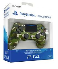 CONTROLLER PS4 DUALSHOCK 4 V2 GREEN CAMOUFLAGE PLAYSTATION 4 SONY