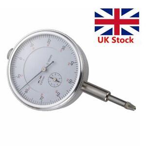 0.01mm Dial Test Indicator DTI Guage Clock Gauge TDC Precision Measuring P6A