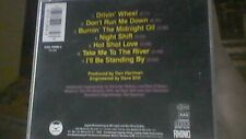 Foghat - Night Shift (1993) Drivin'Wheel Hot Shot Love Take me to the River RARE