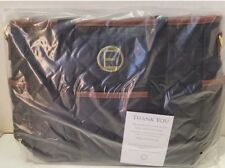 Stylish Diaper Bag by Eric and Oscar- w/ Matching Changing Mat Designer Tra NEW!