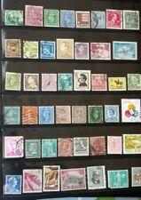 European Stamps Vintage Lot