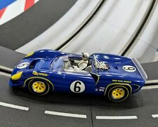Monogram 1/32 slot car- Lola T70 Can Am 1966 Sunoco Special #66 Donahue- Mint!