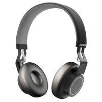 Jabra Move Bluetooth Wireless Headphones - Black
