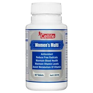 Cellife Women's Multi 60 Tabs
