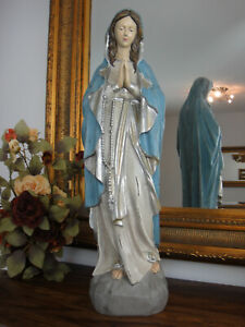 Statue Heilige Maria Mutter Gottes 50 cm Heiligenfigur Madonna Skulptur Figur