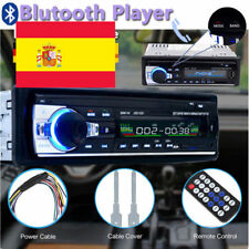 Digital Radio Coche Bluetooth 12V SD/USB/AUX-IN FM Estéreo MP3 Reproductor
