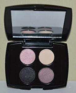 LANCOME Latte/Off The Rack/Snap/The New Black Color Design Eye Shadow QUAD ~ GWP