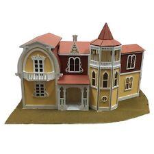 Munster House 3D Wood Puzzle Kit.