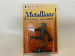 Lone Star Metallions Cast Metal Miniatures Jesse James - NEW