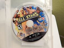WWE All Stars (Sony PlayStation 3, 2011) DISC ONLY