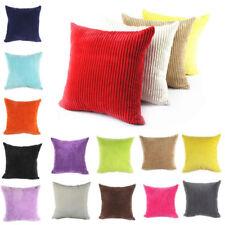 "24""x 24"" Soft Velvet Fashion Throw Pillow Case Cushion Cover Home Sofa Decor UK"