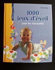 1000 JEUX D'EVEIL pour les tout petits / CASTERMAN