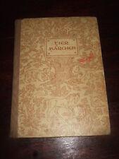 Tiermärchen,1951,E.Wunderlich-Verlag,DDR-Kinderbuch,Bilder s.Text