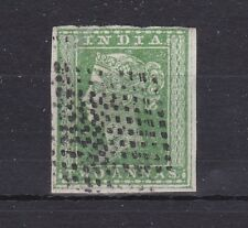 BC91) INDIA 1854 2a Green, SG 31, fine used with good clear margins