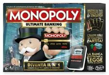 MONOPOLY ULTIMATE BANKING - VERS. ITALIANA - HASBRO B6677