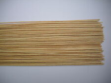 50 Holzleisten Koto 800 x 2 x 0,6 mm