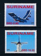 [SU1392] Suriname Surinam 2006 UPAEP Aviation Aircraft Windmill MNH