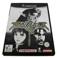 Soul Calibur II Nintendo Gamecube PAL *Complete*