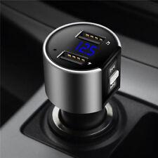 Bluetooth Auto-USB-Ladegerät FM Sender Kabellos Funkadapter MP3 Spieler 3.4A