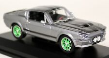 Greenlight 1/43 Scale Gone In 60 Seconds Eleanor '67 Custom Mustang Chase Car